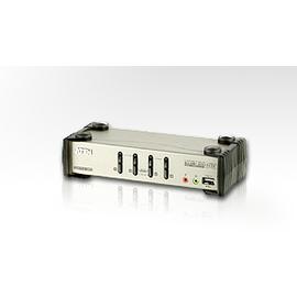 ATEN宏正CS1734B 4埠USB 2.0 KVMP? 多電腦電子切換器