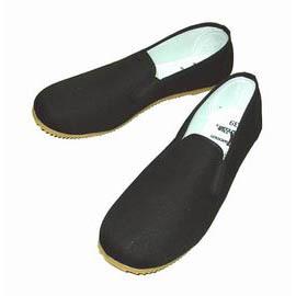 雙鎗功夫鞋MITˇ3030~30^(黑^)^(34^~44^#^)帆布鞋無塵鞋工作鞋男鞋淑