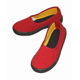朝聖鞋MITˇ0708~07^(紅^)^(33^~39^#^)帆布鞋無塵鞋工作鞋女鞋淑鞋
