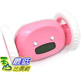 _a~^~有 馬上寄^~ 會跑的 輪子 電子鬧鐘 時鐘 貪睡 也 當玩具車 ^(22797