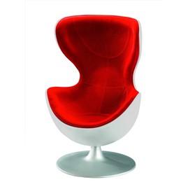 對的~~ 椅~~紅色絨布特殊 座椅 FGK011