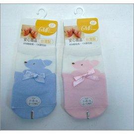 GMP BABY 蝴蝶結小狗嬰兒襪