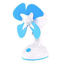 【愛美神】USB二合一安全隨身風扇◆藍色《AM-065》