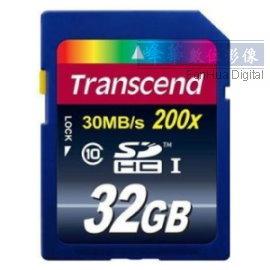 創見 Transcend SDHC Class 10 32GB 200X 記憶卡 ^(Cl