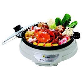 【鍋寶】5L◆多功能料理鍋《EC-5012》