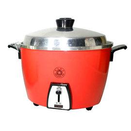 【大同】《TATUNG》15人份◆電鍋//不鏽鋼內鍋◆紅色《TAC-15AS》