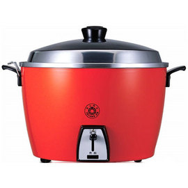 【大同】《TATUNG》20人份◆電鍋//不鏽鋼內鍋◆紅色《TAC-20AS》