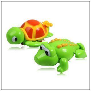 将身体后面的小动物往后拉,一放手它们就会一起向前走!