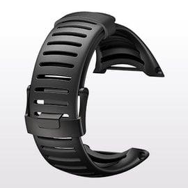 SUUNTO CORE New All Black 全新 強軔型專用橡膠錶帶/ 橡膠材質 / 軍用限量款