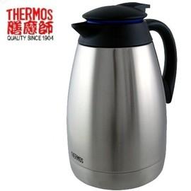 【膳魔師】《THERMOS》1.5公升//1500c.c.◆不銹鋼真空保溫保冰壺《THJ-1500》容量與THS-1500相同
