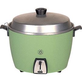 【大同】《TATUNG》20人份◆電鍋//不鏽鋼內鍋◆綠色《TAC-20AS》