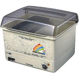 【東龍】10人份◆溫熱式烘碗機《TL-407》