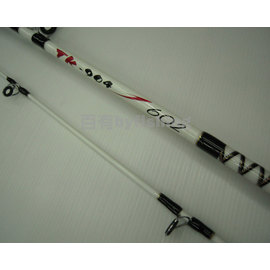 ◎百有釣具◎太平洋POKEE TK-904強力纖維萬能竿 規格802