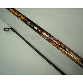 ◎百有釣具◎HEXING 傳奇萬用竿 可當筏竿 小繼竿 實心尾強韌素材 規格6尺