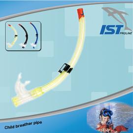 【IST】兒童呼吸管.運動.潛水 P004-SN-18