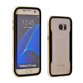 【 X-DORIA】三星 Samsung Galaxy S7 edge G935FD 防摔殼/保護殼/手機保護套/保護殼/硬殼/手機殼/背蓋/鋁合金邊框