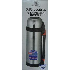 【寶馬牌】《Pearl Horse》1.5公升◆大容量真空不鏽鋼保溫瓶《LS-A-1500》
