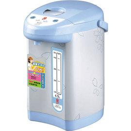 晶工牌4.5公升電動杯碰式熱水瓶(JK-8645)