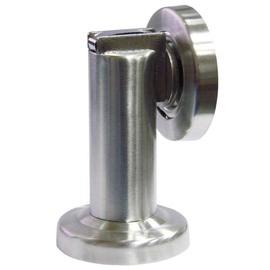 重型不銹鋼強力磁性門檔L-7994-1(圓柱形)★美觀大方★堅固耐用★適合硫化銅門等重型門
