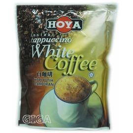 【吉嘉食品】HOYA卡布奇諾白咖啡(240g) 1包20g*12小包155元{5E102:1}