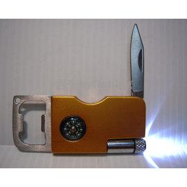 ◎百有釣具◎STARLIT KQ002 四用開瓶器 高貴造型輕巧方便