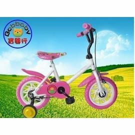 ~寶嬰行~~~雙色小蝦米腳踏車~~ 12吋兒童腳踏車 ,雙色車身、輕便結構最 外出