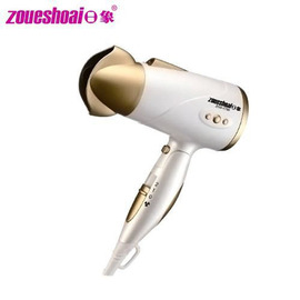 【日象】折疉式吹風機◆金色《ZOD-1766》