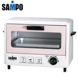 【聲寶】《SAMPO》6公升◆定時控溫◆小烤箱《KZ-PG06》