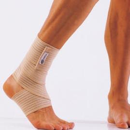 【瑞典 SPECIAL】Elastic 吸濕排汗透氣運動款纏繞式踝關節護套(單支販售).適各類運動使用(非LP護具)# SP-360A