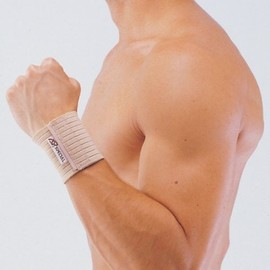 【瑞典 SPECIAL】ELASTIC 運動款纏繞式可調整手腕關節保護套.護套.適網球.羽球.兵乓球.排球.單車.手球類運動(非LP護具)# SP-360R