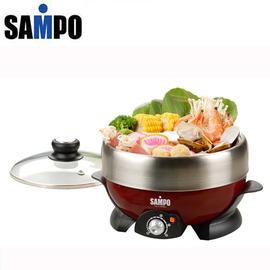 【聲寶】《SAMPO》2.0L◆不銹鋼火鍋《TQ-L1020GL》