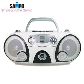 【聲寶】《SAMPO》CD/MP3◆手提式收錄音機《AK-W701ML》