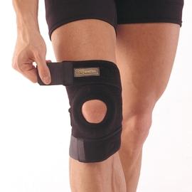 【瑞典 SPECIAL】專利透氣材質/可調式彈性運動款膝蓋護護套-單支販售(內外加長型).適健行.登山.慢跑.單車(非LP護具) # SP-5220