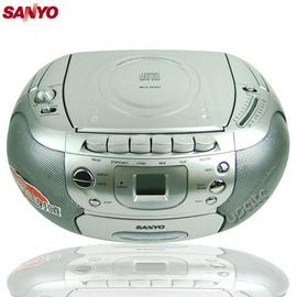 【三洋】《SANYO》手提CD◆收錄音機《MCD-SC831》