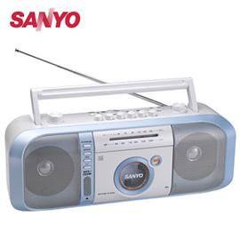 【三洋】《SANYO》USB手提◆收錄音機《MCD-SC45U》