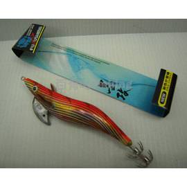 ◎百有釣具◎FUKUSHIMA 超炫木蝦  墨攻型 3寸/3.5寸/4寸