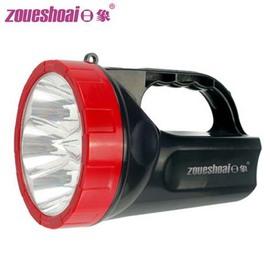 【日象】強光充電式◆數位探照燈《ZOL-7200D》