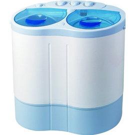 【晶華】2KG自動迷你◆雙槽洗衣機《ZW-20S》