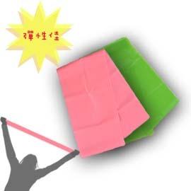 【winshop】多功能瑜珈彈力帶,手腳伸展、運動健身好方便