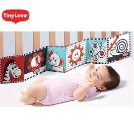~ 破盤59折~~安琪兒~美國~Tiny Love~寶寶雙面布書
