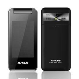 『南屯手機王』G-PLUS GF915 雙卡雙待 日系美型翻蓋.超大外螢幕觸控手機 黑名單【免運費 宅配到家】