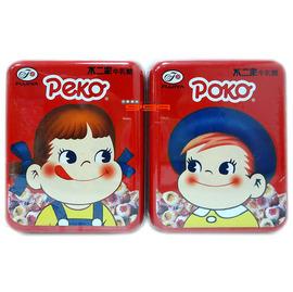 【吉嘉食品】PeKo不二家牛奶糖罐(40g)‧每盒40公克48元{5E142:1}
