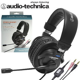 志達電子 ATH~770COM 贈收納袋 audio~technica 鐵三角 耳罩式DJ