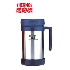 【膳魔師】《THERMOS》500c.c.◆真空燜燒保溫/保冷杯《JMF-500》