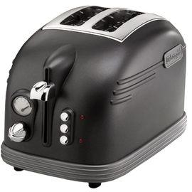 ~迪朗奇~~Delonghi~二片加寬麵包槽◆大都會烤麵包機~CTM2023~
