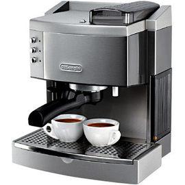 【迪朗奇】《Delonghi》IFD快速奶泡調理◆義式濃縮咖啡機《EC750/EC-750》