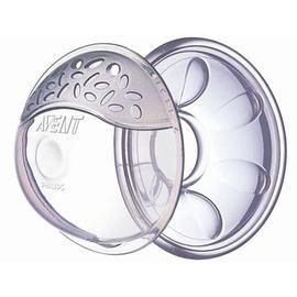 英國【PHILIPS AVENT】超舒柔矽膠胸部護罩 (6pes)
