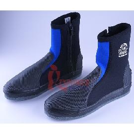 UL02長筒防滑鞋,溯溪鞋,毛氈布底.潛水.朔溪.釣魚(台灣製)