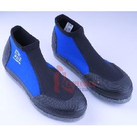 UL03短筒防滑(有釘)溯溪鞋,毛氈布底.潛水.朔溪.釣魚(台灣製)