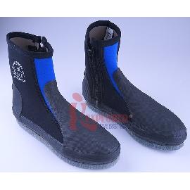 UL04長筒防滑鞋(有釘)溯溪鞋,毛氈布底.潛水.朔溪.釣魚(台灣製)